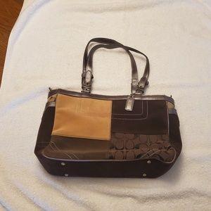 Coach Ladies handbag / satchel